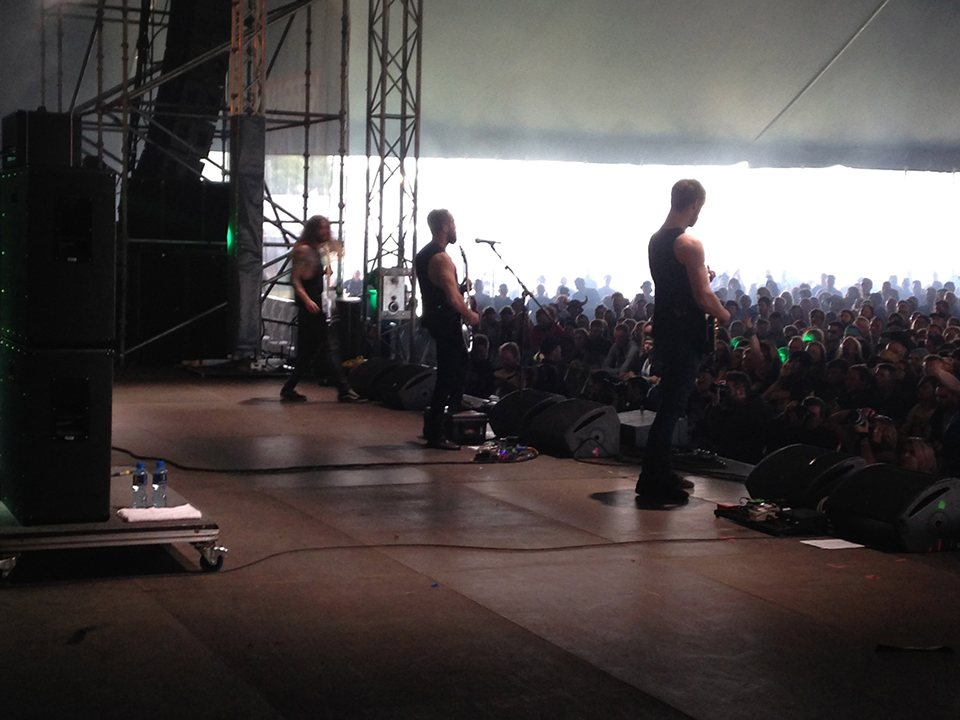 Sylosis at Download 2015