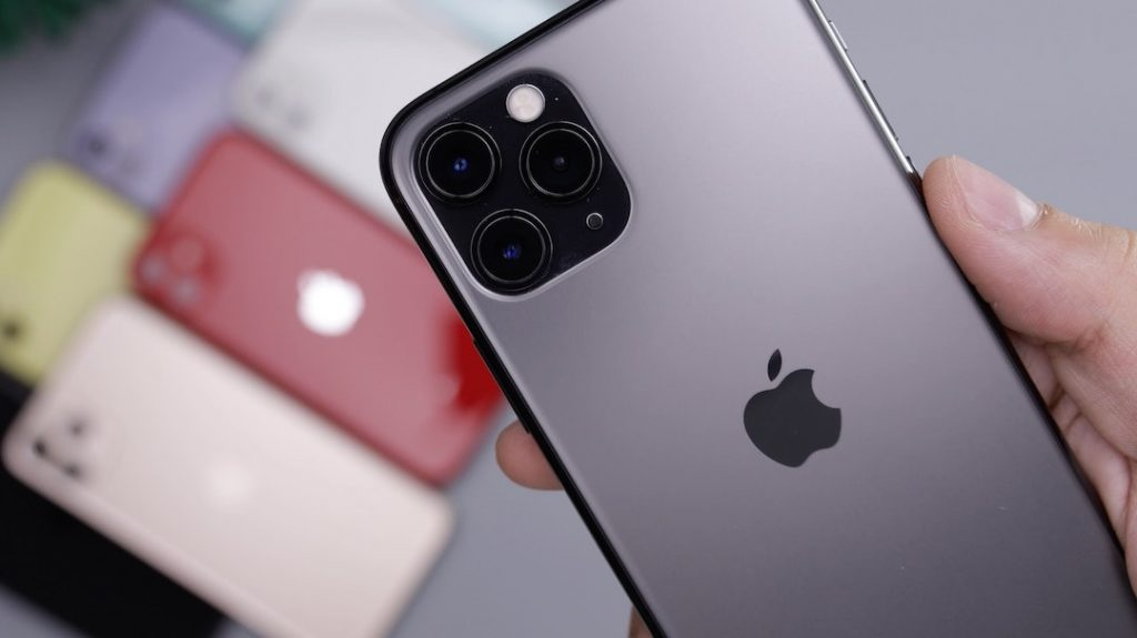 Film your performance for Instagram: iPhone 11